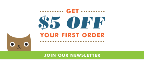 Get $5 Off Your First Order