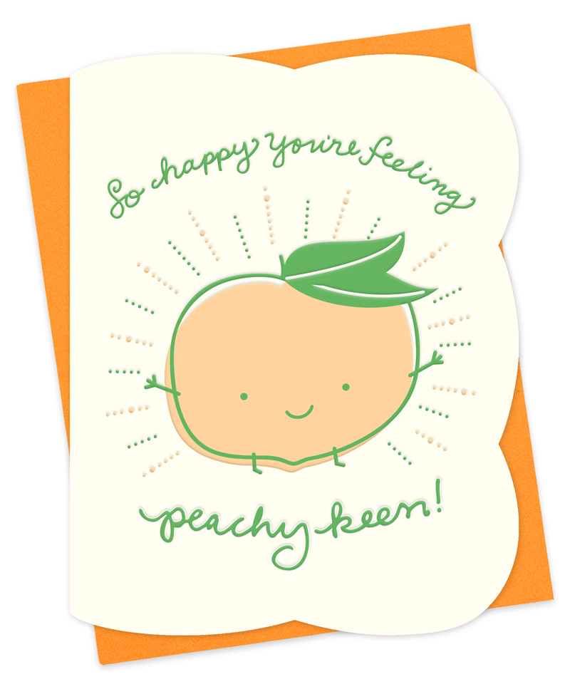 Peachy Keen Sale 171 Night Owl Paper Goods Stationery