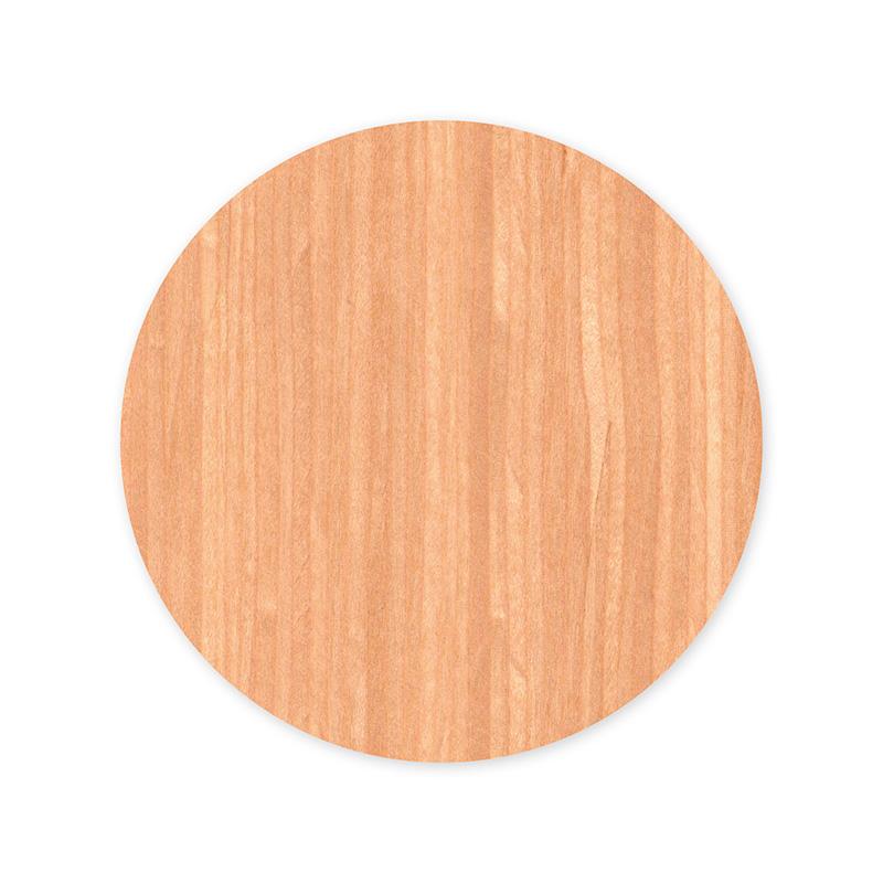 Circle 4 14 Round Custom Night Owl Paper Goods