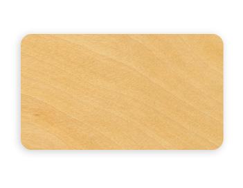 Flat business card birch cherry or cedar night owl paper goods flat business card birch cherry or cedar night owl paper goods stationery wood goods reheart Gallery