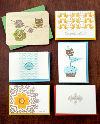 Sale! Up to 80% off gifts & greeting cards! by Night Owl Paper Goods