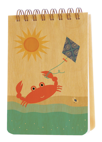 Crab Kite � Jotter