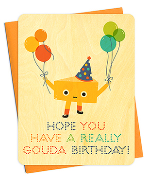 Gouda Birthday