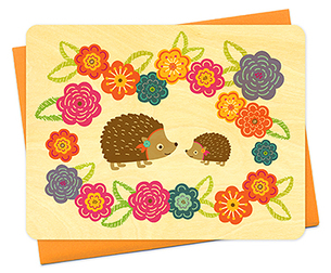 Hazel Hedgehog