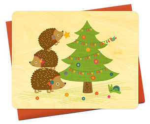 Holiday Hedgies
