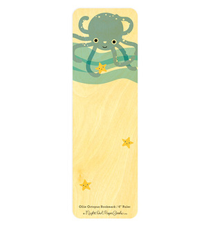 Ollie Octopus � Ruler
