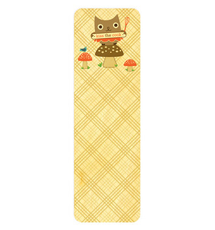 Whisking Owl � bookmark