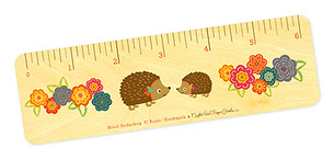 Hazel Hedgehog � Ruler